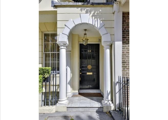 Charles Street, Mayfair, London, W1J | Front Door Ideas and ...