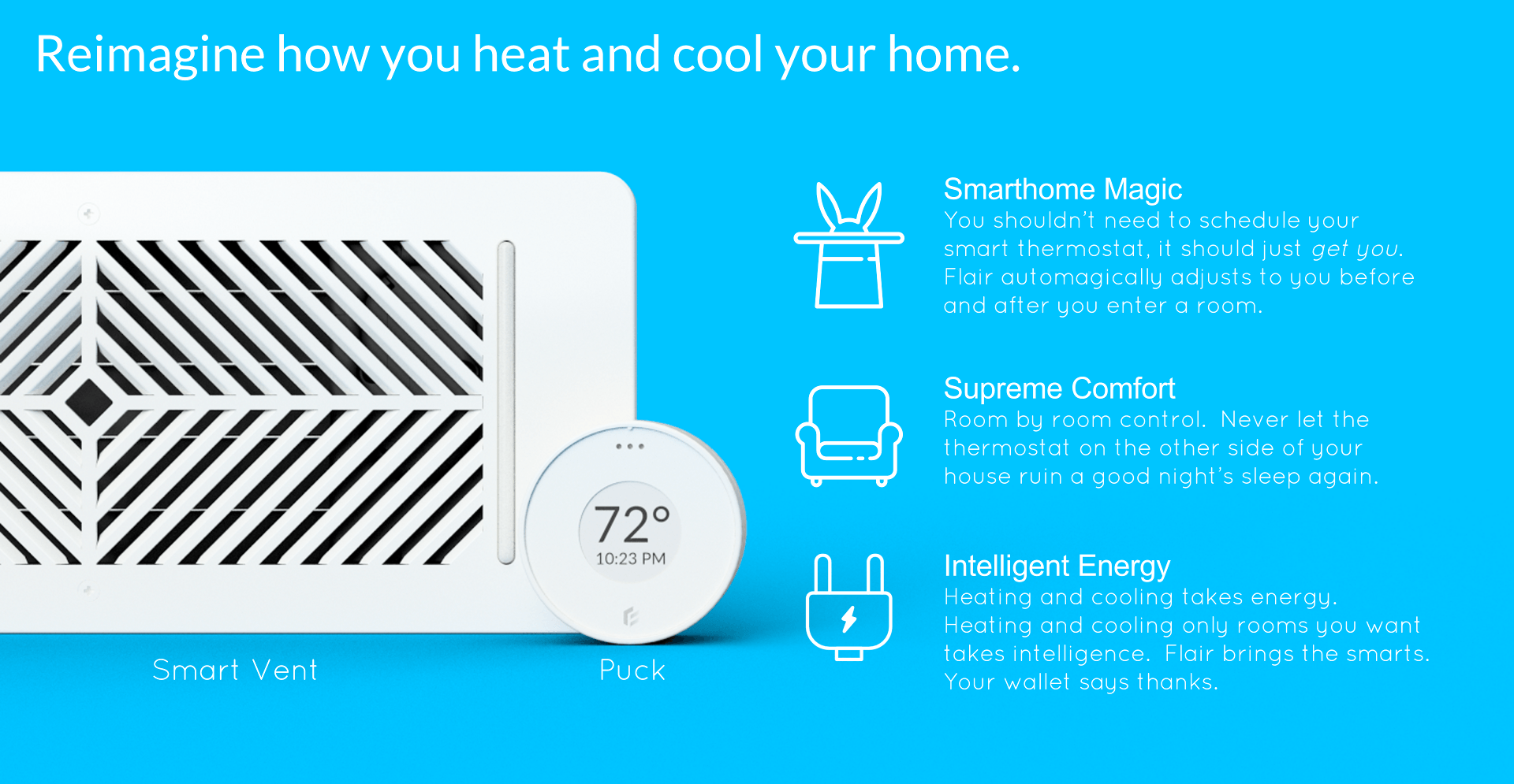 Smart Climate Control In Every Room Wireless Smart Thermostats