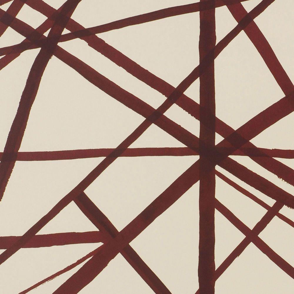 Best Channels Wallpaper Beige Wallpaper Kelly Wearstler 400 x 300