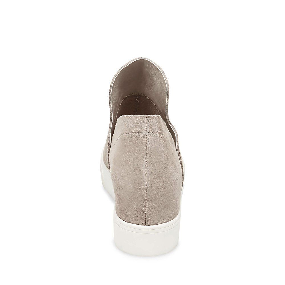 cd02e7ddb22 Steve Madden Womens Wrangle Sneaker Taupe Suede 8 M US     Click image to  review more details. (This is an affiliate link)