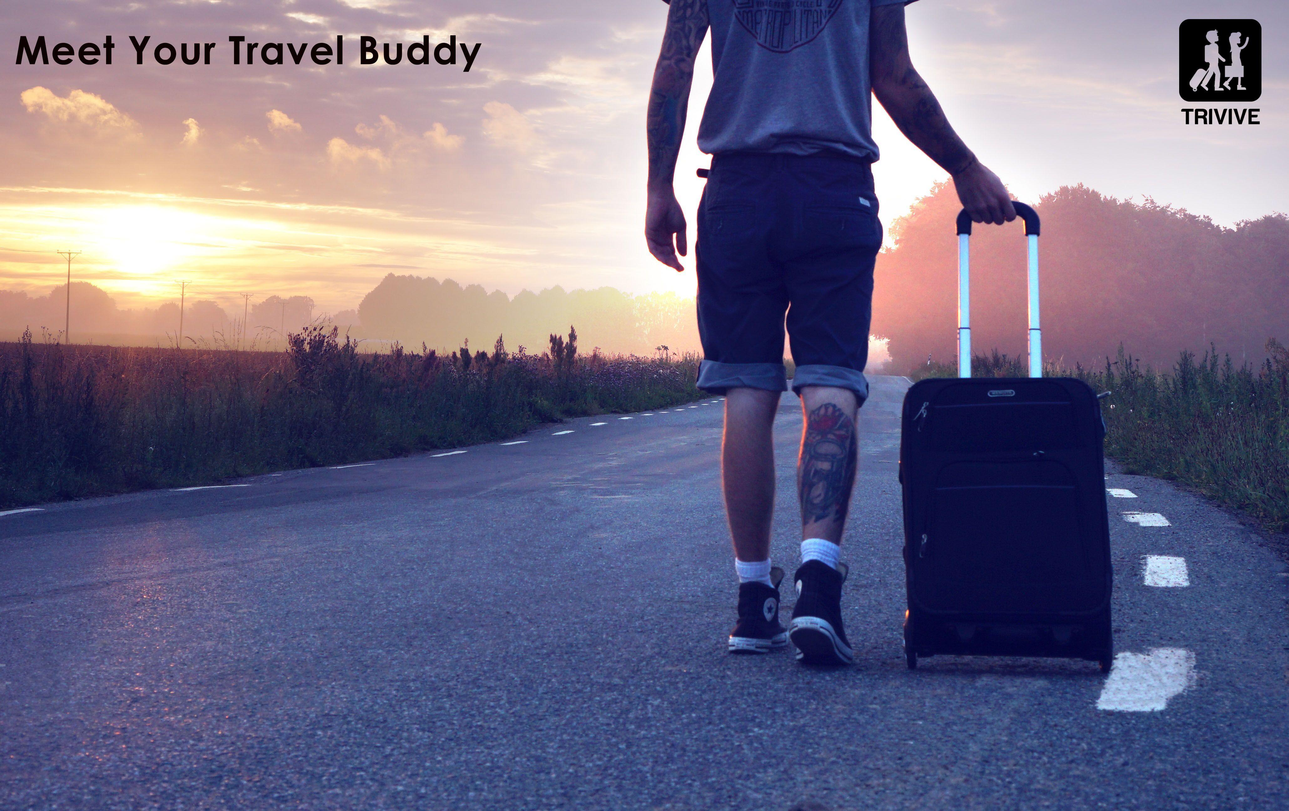 travel companion dating app