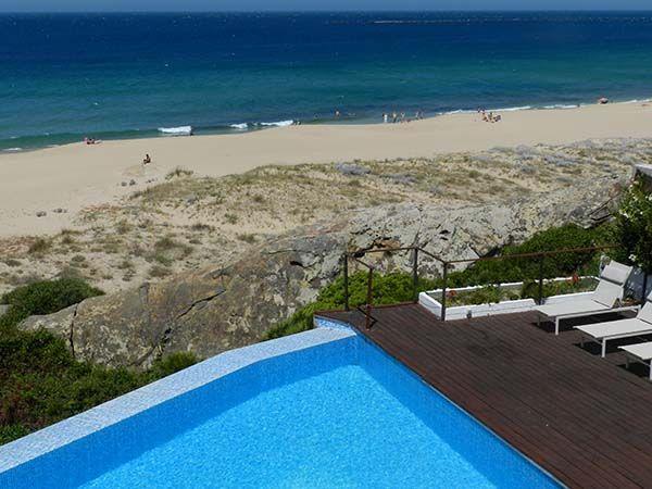 Villa Biarritz Zahara Lujo En Atlanterra Zahara De Los Atunes Con Salida Directa A La Playa Alquiler Playa Hoteles En Cadiz Zahara De Los Atunes