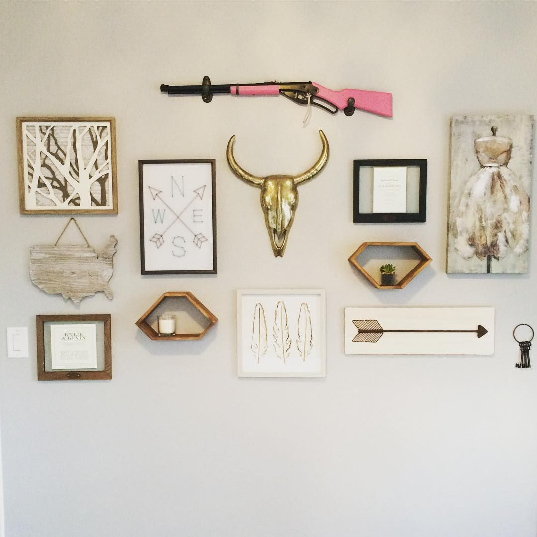 Daisy bbguns can be a great addition to home decor.