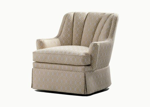 Leslie Swivel Rocker 35h 37w 34 25d Chair Leather Chair With Ottoman Ashley Furniture Chairs