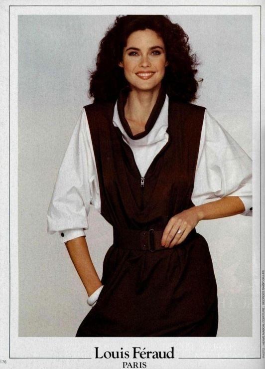 Louis Feraud 1980s | Модели, Фотосессия и Мода