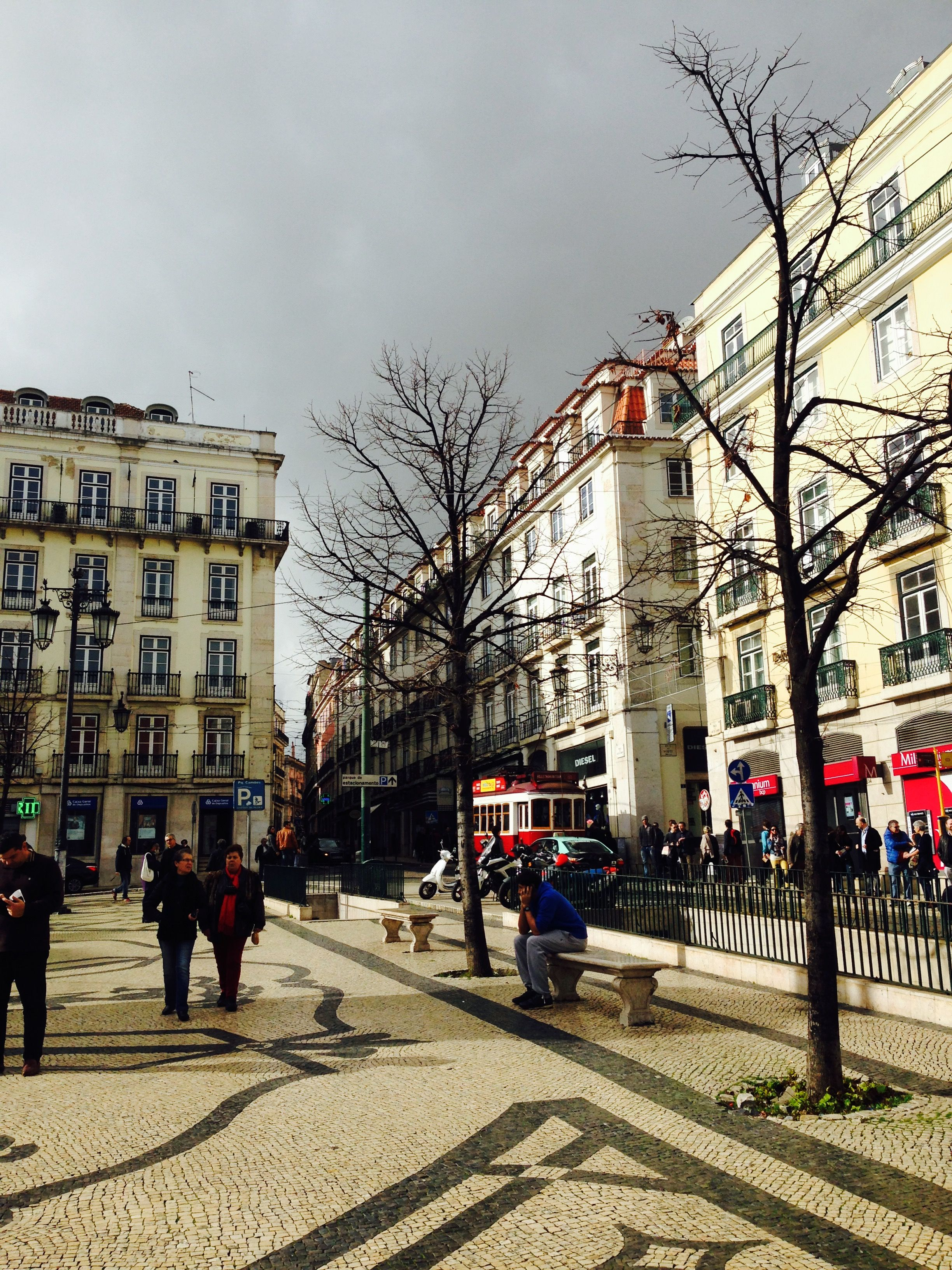 Lisboa, Portugal photo / mfpineiro