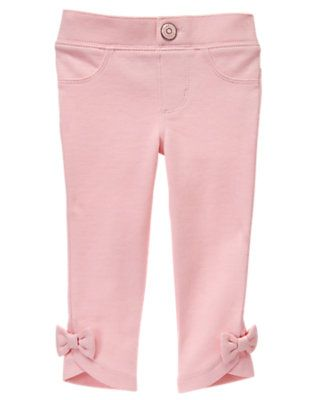 3bfd2d456f2e8 Bow Pants | my toddler girl | Pink pants, Gymboree, Girls wardrobe