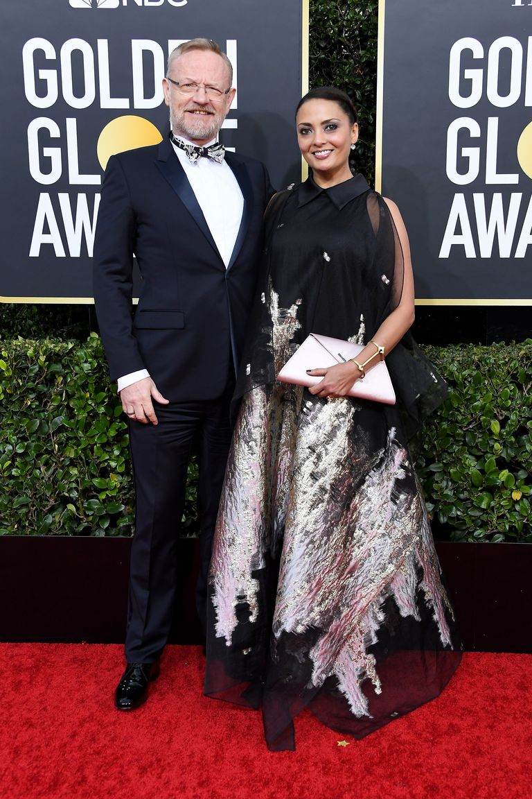 All the Cutest Couples at the 2020 Golden Globes