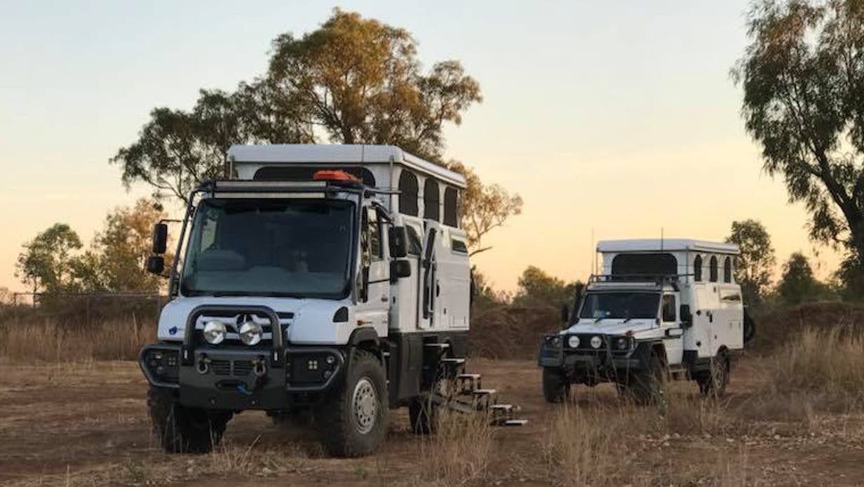 Earthcruiser Makes Ultra Capable Off Grid Motorhomes Out Of