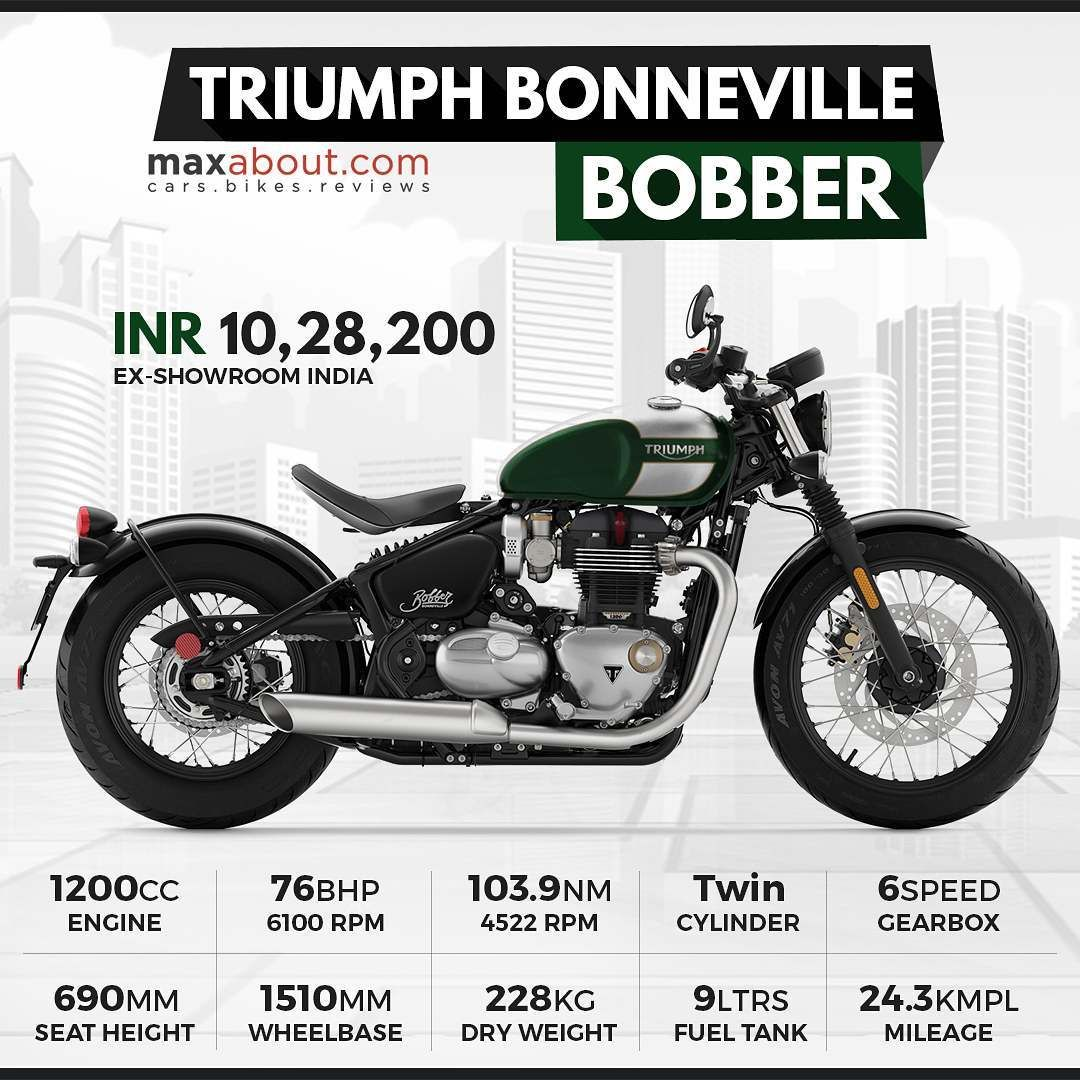 Prime Triumph Bonneville Bobber Key Specs Price In India Follow Spiritservingveterans Wood Chair Design Ideas Spiritservingveteransorg