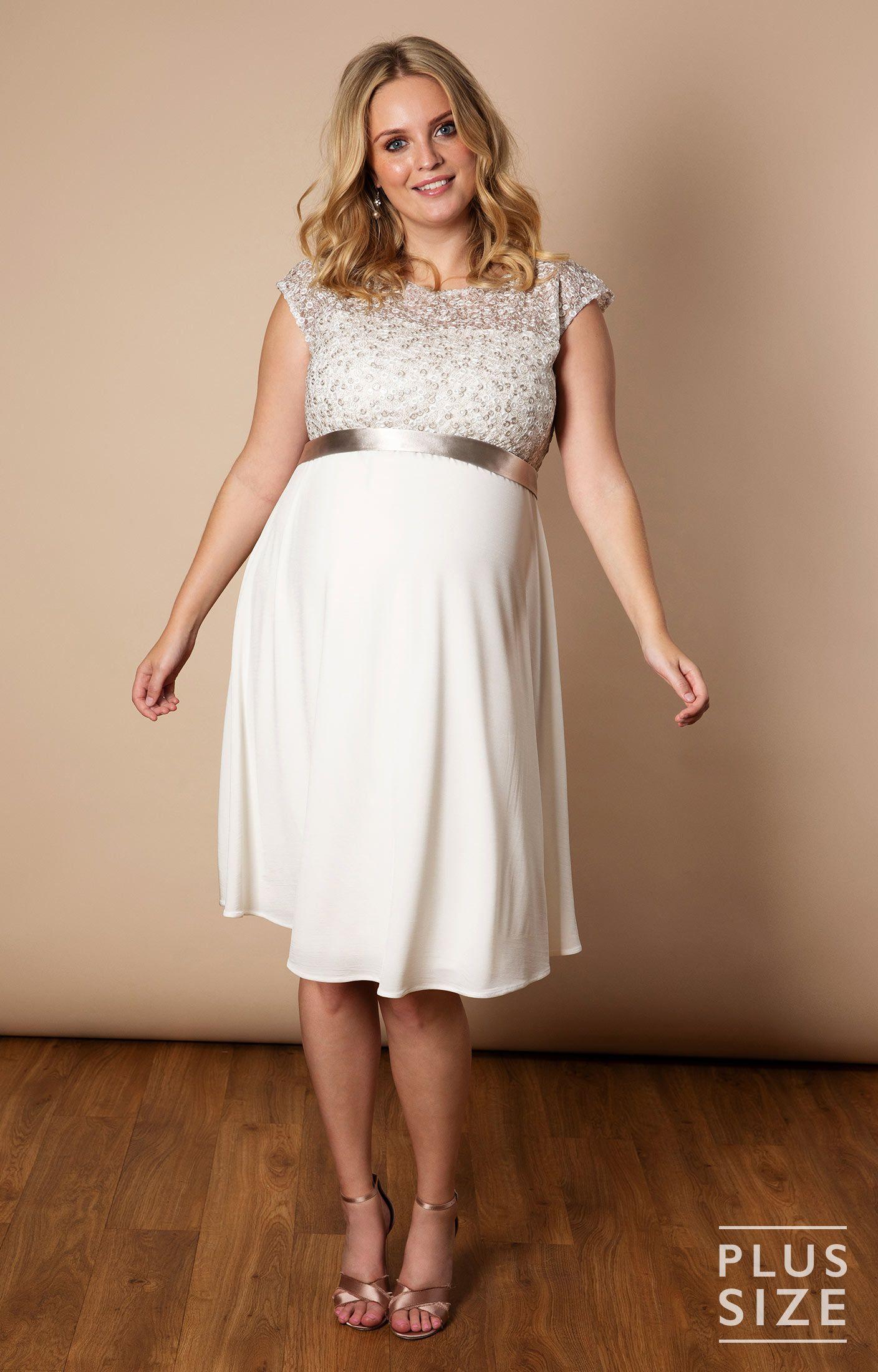 Mia Dress Plus in 2019 | Ropa Maternal | Plus size maternity dresses ...