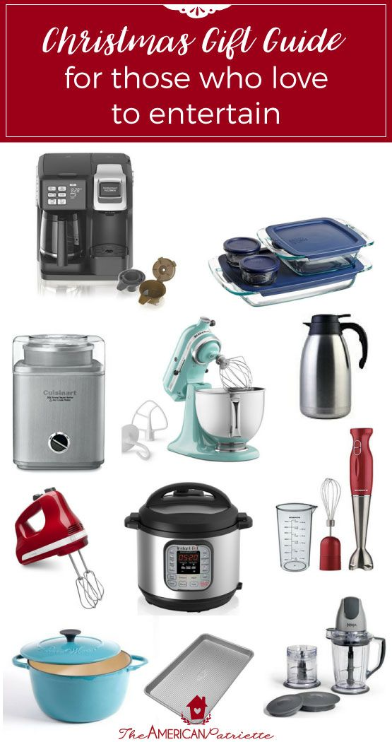 Musthave Kitchen Gifts For Your Christmas List  Christmas Gift Guide Enchanting Kitchen Items Design Inspiration