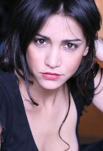 Morjana Alaoui rock