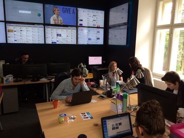 Social Media Command Center
