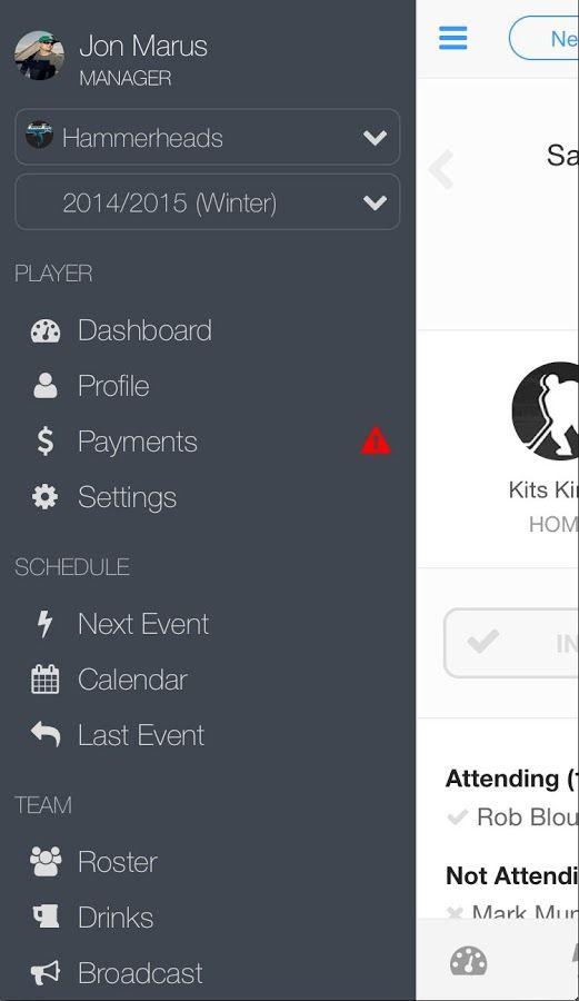 BenchApp Free Team Manager скриншот