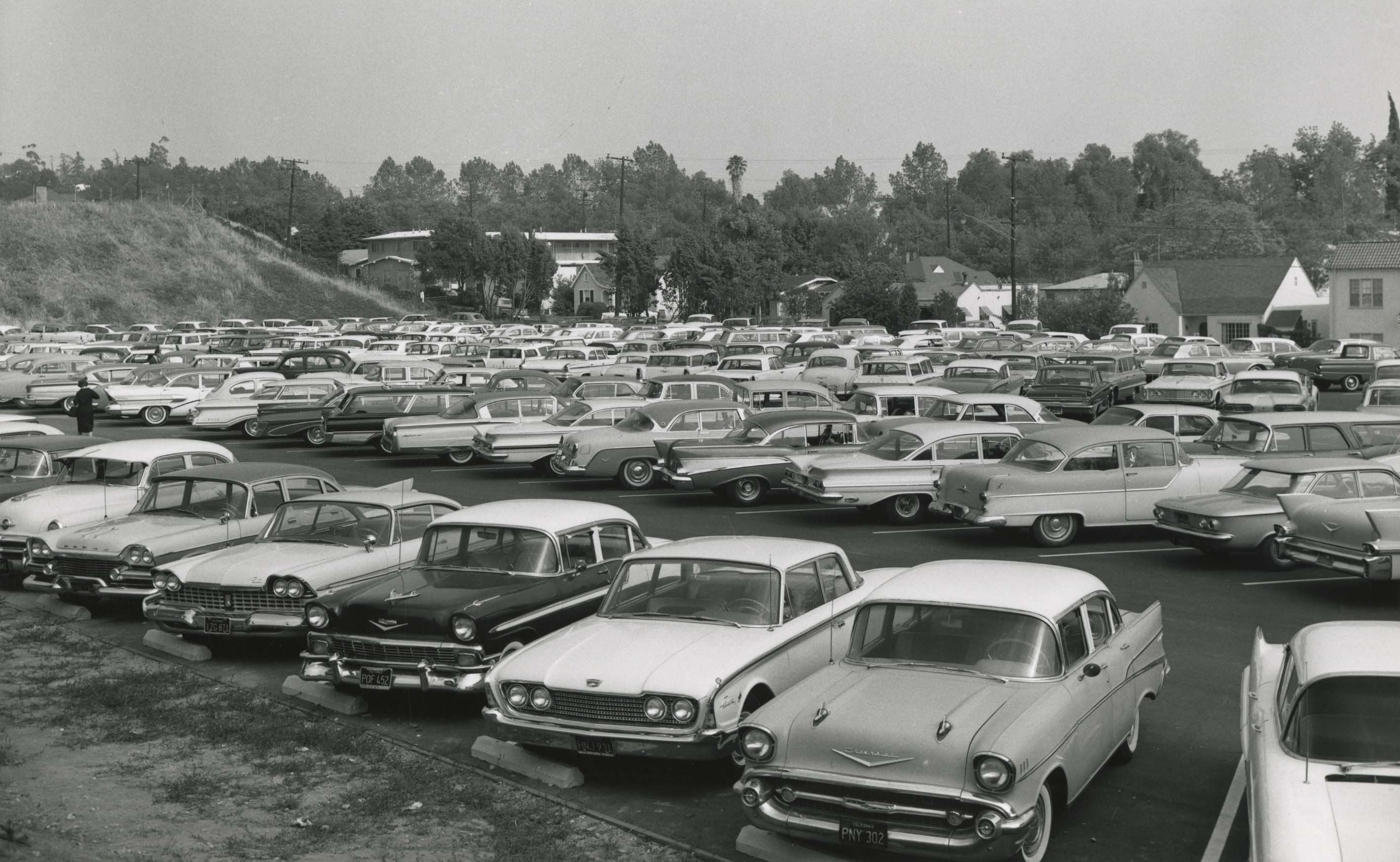Whittier, CA, 1963. | The cars... | Pinterest | Cars, Move car and ...
