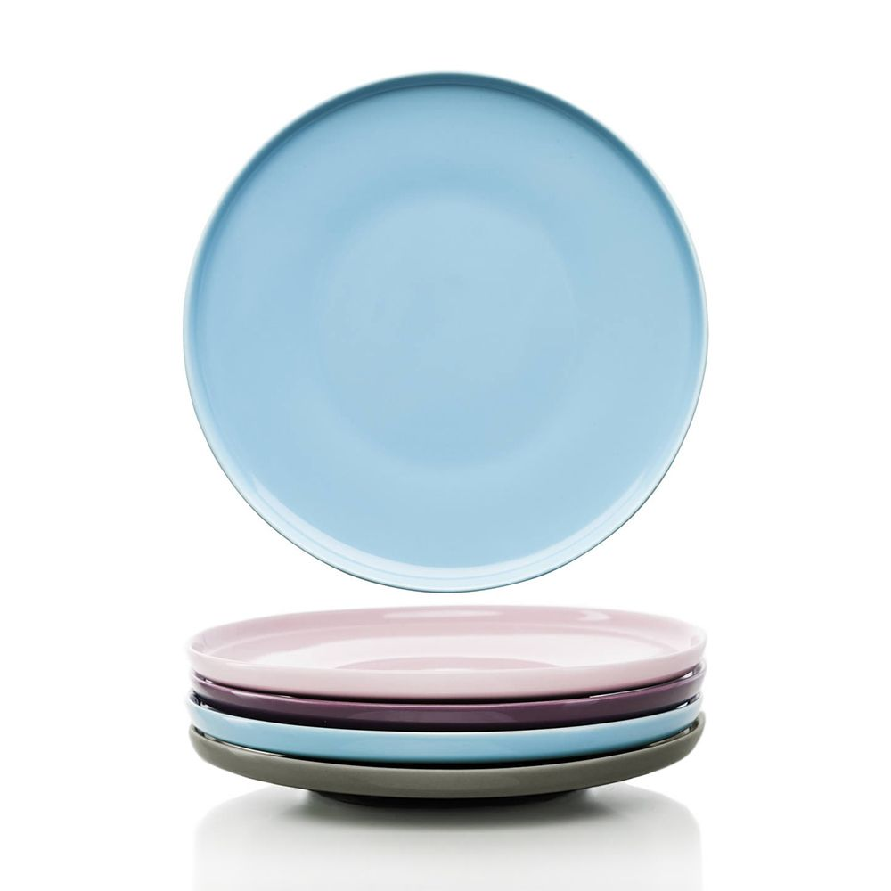 Color Pop Side Plates / dotandbo.com