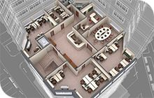 The Crew Office Reconfigurations And Planning Office Floor Plan Office Building Office Layout Plan