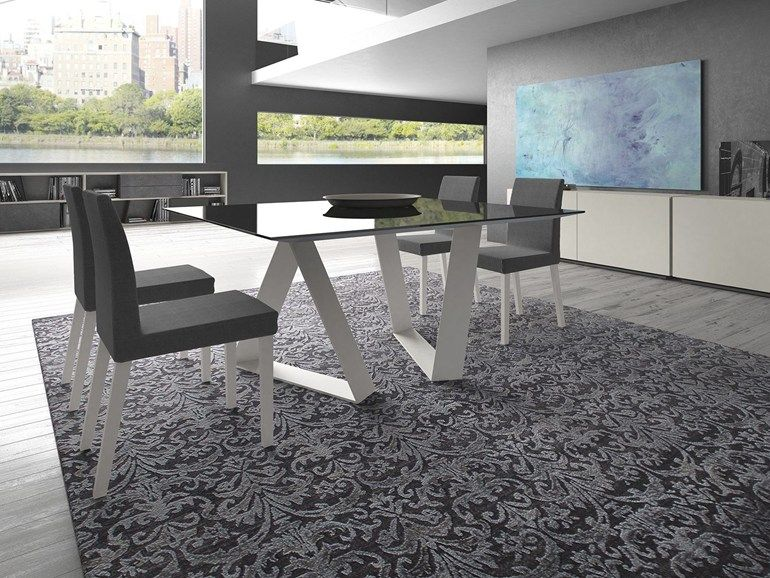Tavolo Presotto ~ Tavolo zaffiro by presotto dining tables dining rooms and