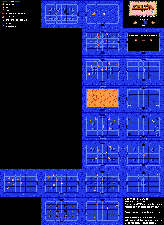 Zelda Level 9 Map : zelda, level, Carmen, Petry, Legende, Zelda, Legend, Zelda,