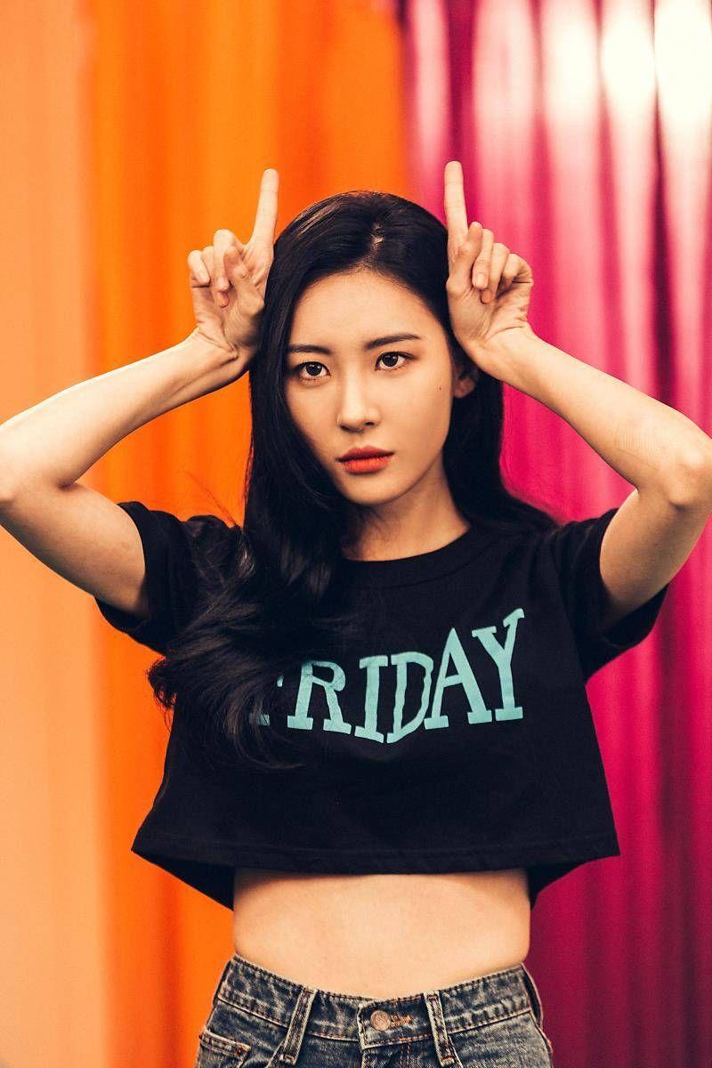 Sunmi Wonder Girls Solo Solo Lee Kpop