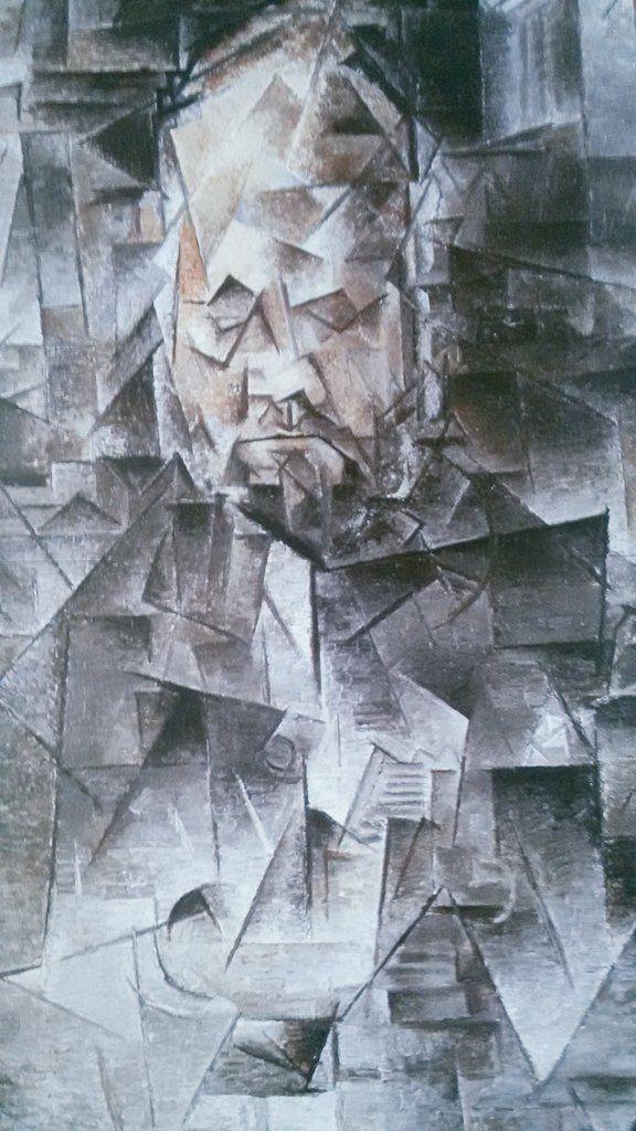 iPicasso,Ritratto diAmbroiseVollard