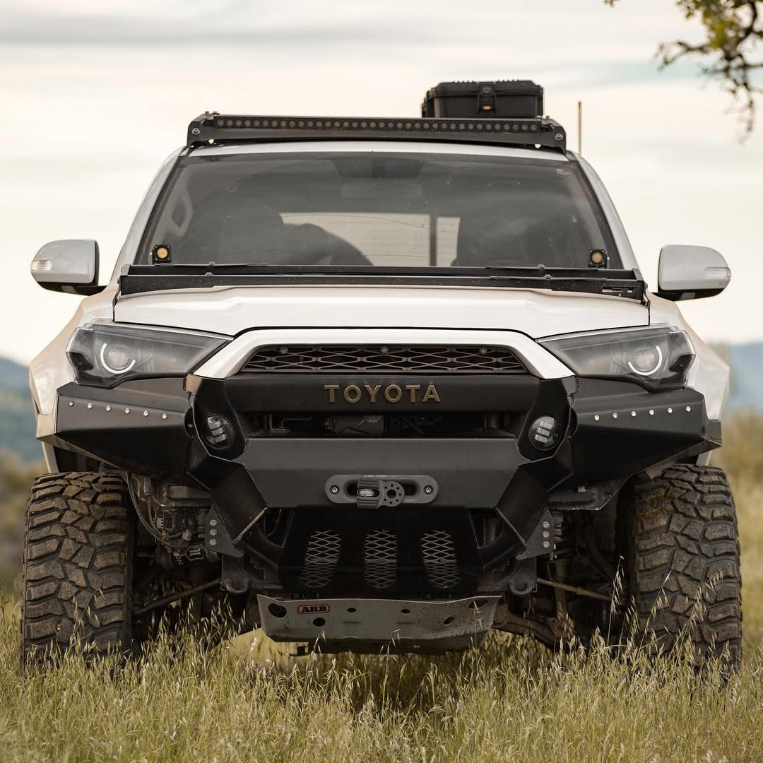 Pin by R Neely on Winch bumpers Toyota suv, Toyota