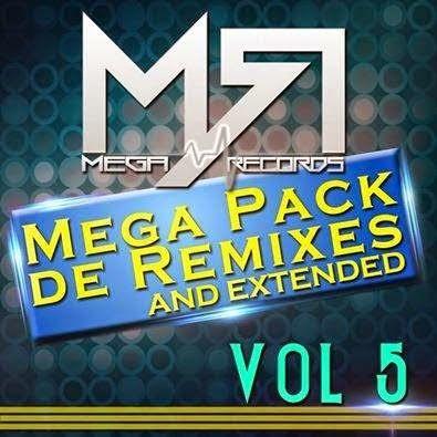 Descargar Mega Pack De Remixes Extended Vol 5 Mega Records Descargar Musica Remix Gratis Remix Packing Dj Jeans