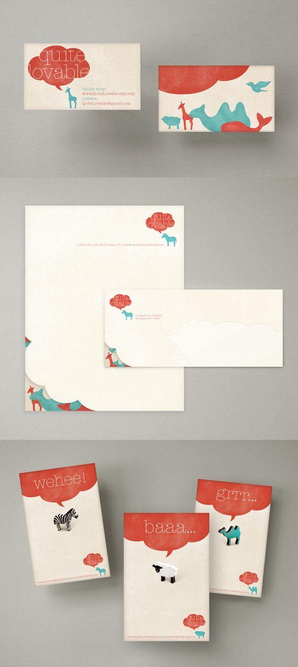 Werbung Briefpapier Visitenkarten Logos Design Identity