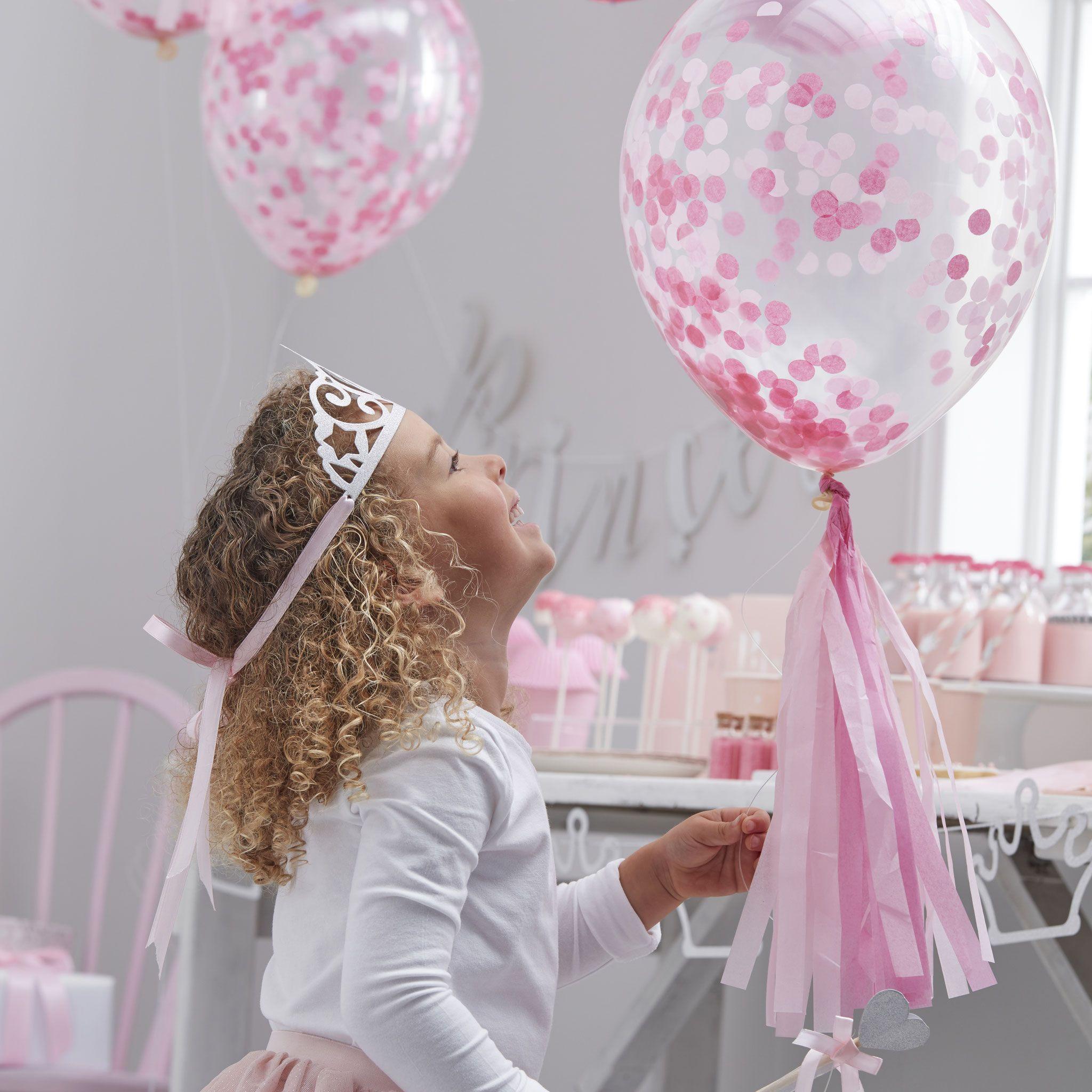 Princesses de Ballons Foil Balloon Disney Fête D/'Anniversaire Décoration