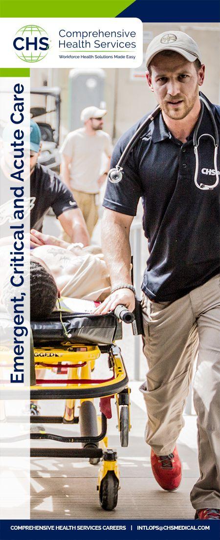 Military → Civilian Healthcare careers, Medical careers