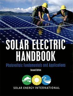 Solar Electric Handbook: Media Bundle (Textbook / eBook) #alternativeenergy