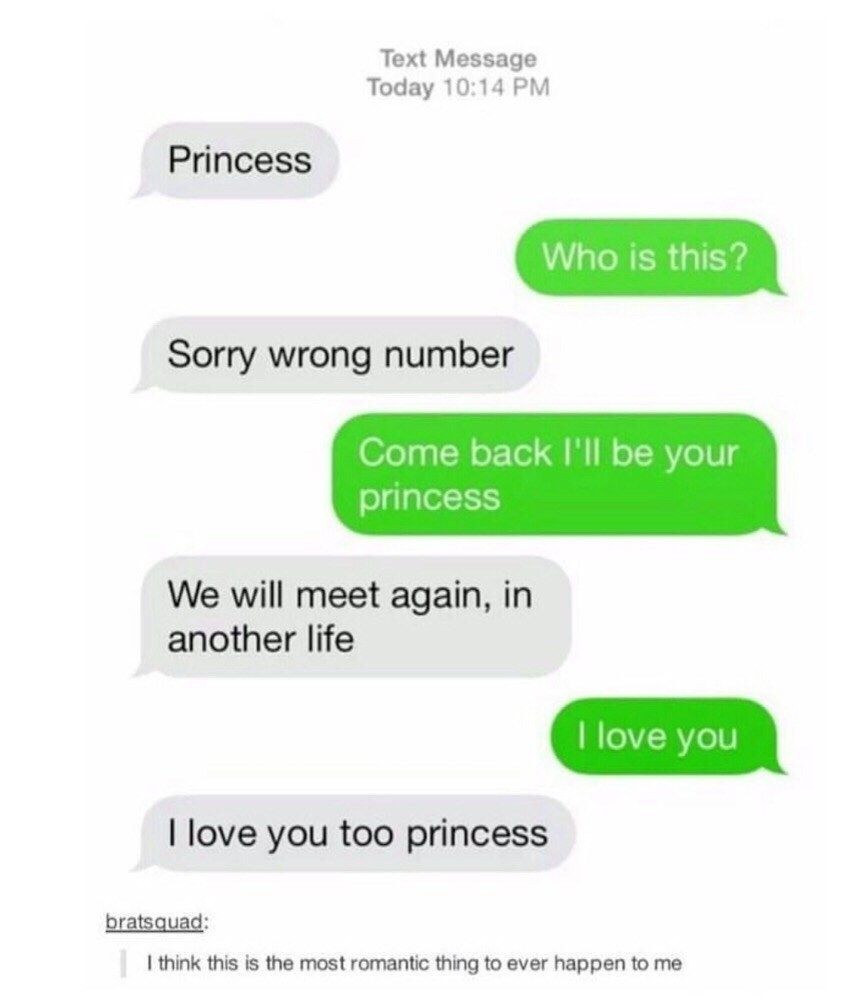 18 Wrong Number Texts That Very Quickly Spiraled Way Out Of Control