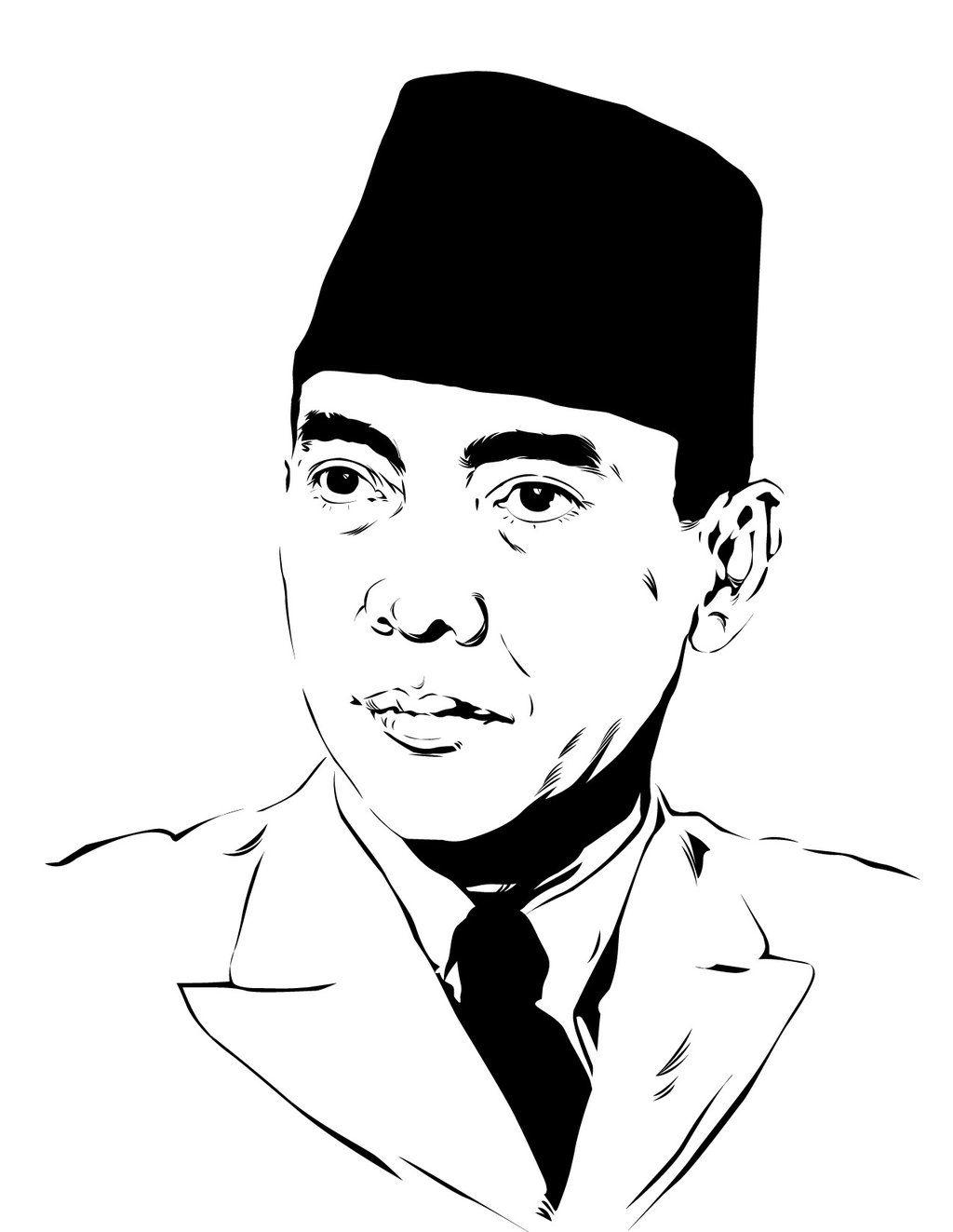 Gambar Tokoh Pahlawan Kemerdekaan