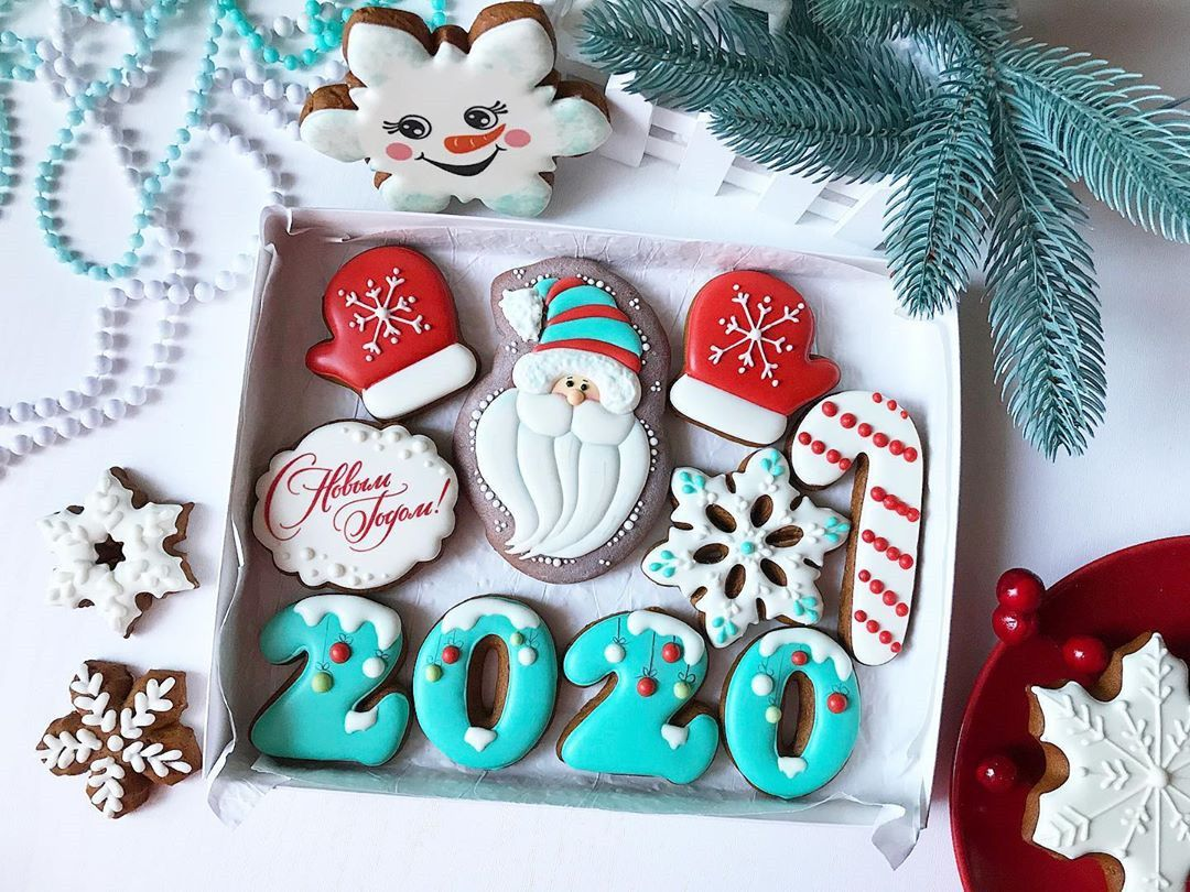 Christmas Cookies 2020 100 Easy Christmas Cookies Decorated Ideas for Kids in 2020 | Újév