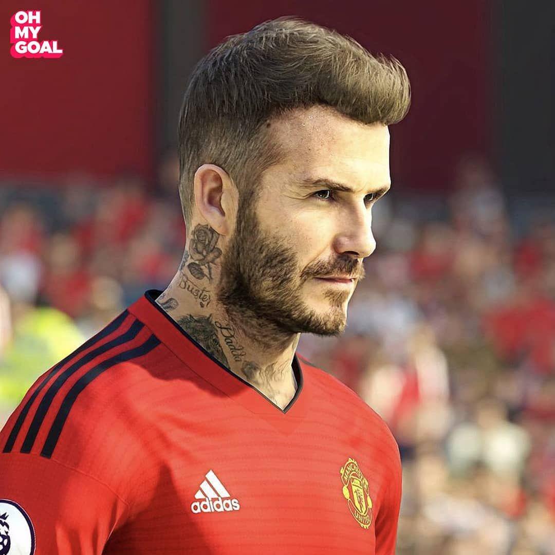 David Beckham in PES 2019 👏 This isn't a photograph  #PES2019 #PES