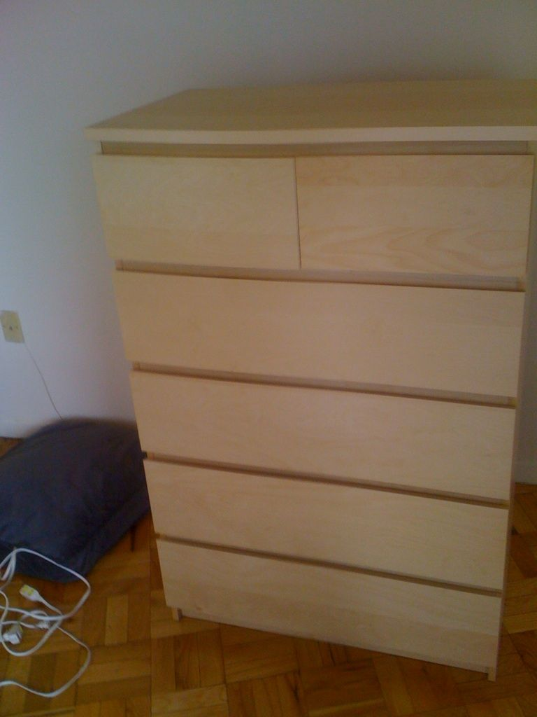 Ikea Malm 6 Drawers Dressers Embled By Furniture Embly Experts