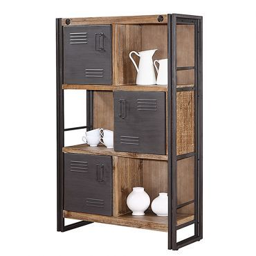 hochkommode manchester industrial wohnstil pinterest kommode m bel und metall. Black Bedroom Furniture Sets. Home Design Ideas