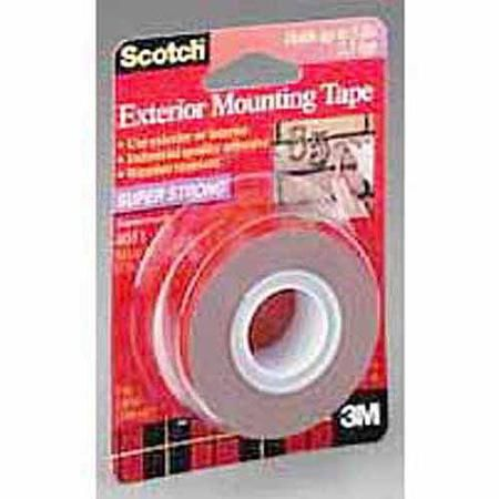 3m 4011 scotch exterior mounting tape walmart com diy home