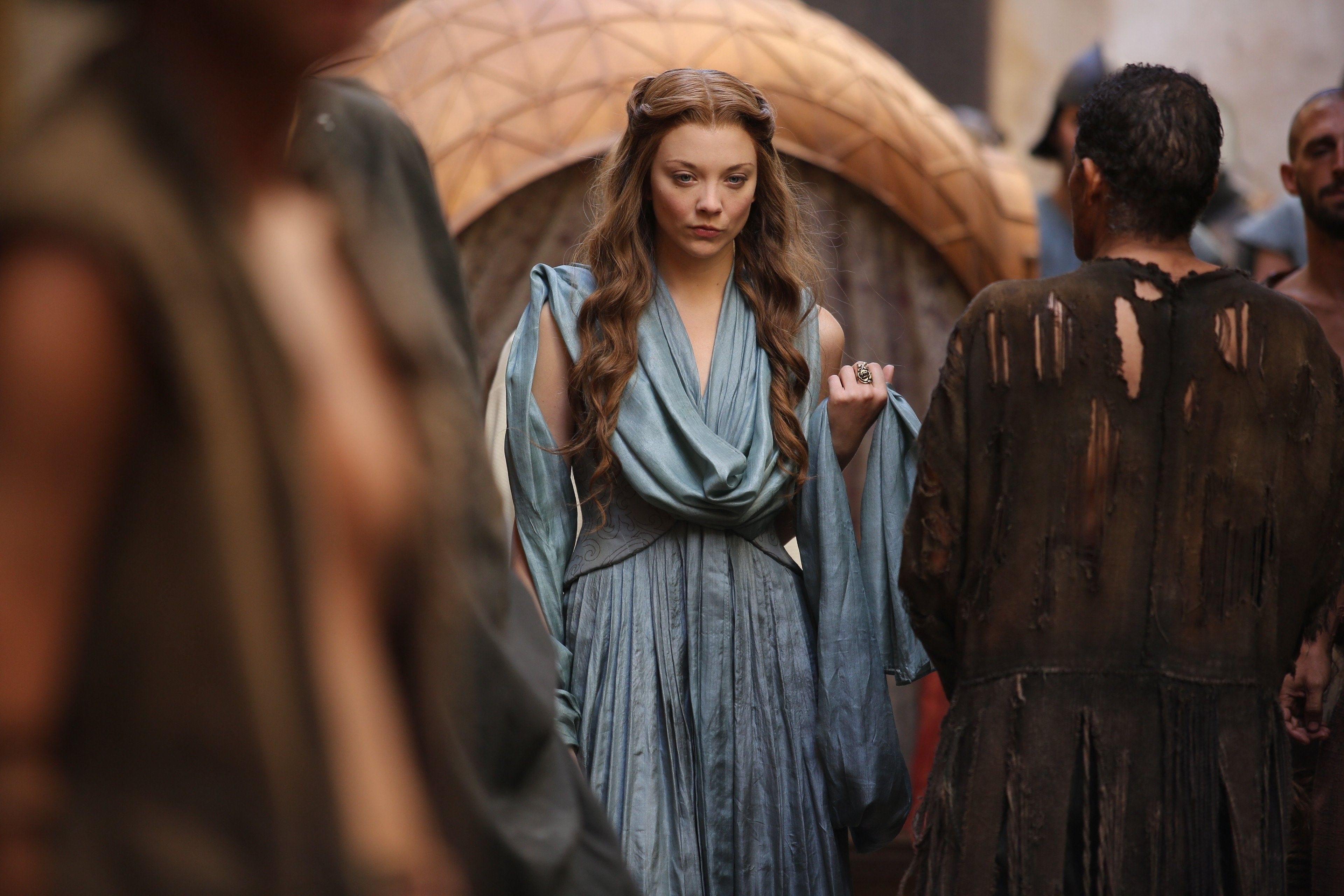 Margaery Tyrell Natalie Dormer Game Of Thrones Wallpaper