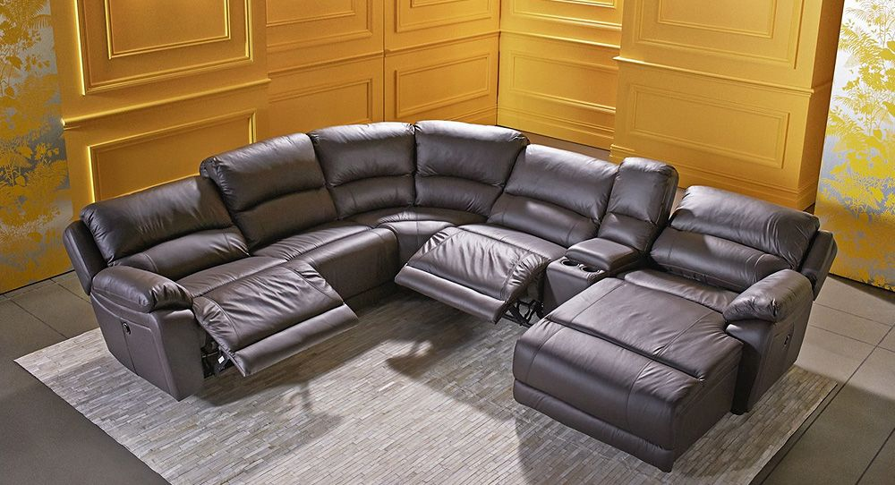 Catalina Modular Recliner Lounge Theatre Room Couch But