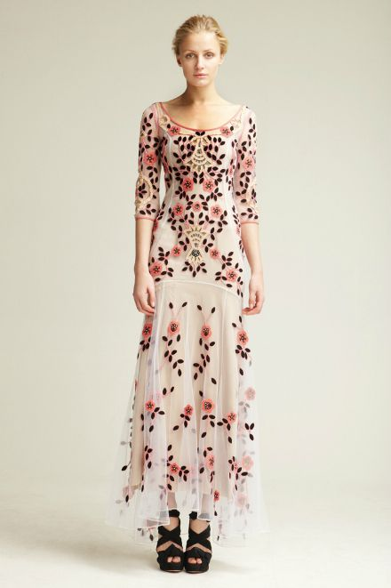 Temperley London Resort 2012 ~ via it's not her, it's me / via http://www.style.com/fashionshows/complete/2012RST-TEMP?viewall=true