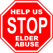 ways to stop elderly abuse essay The most common form of elder abuse, financial abuse, is defined as any improper conduct, done with or without the informed consent of the senior that results in a monetary or personal gain to the abuser and/or monetary or personal loss for the older adult.