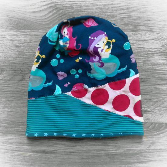 Patron de couture Chris Beanie gratuit de Rockerbuben   – Baby und Kindersachen nähen/childrens wear sewing