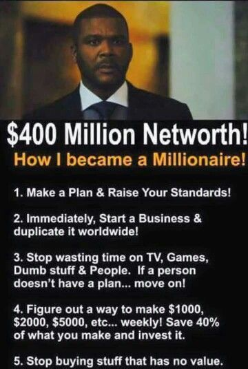 tyler perry business plan