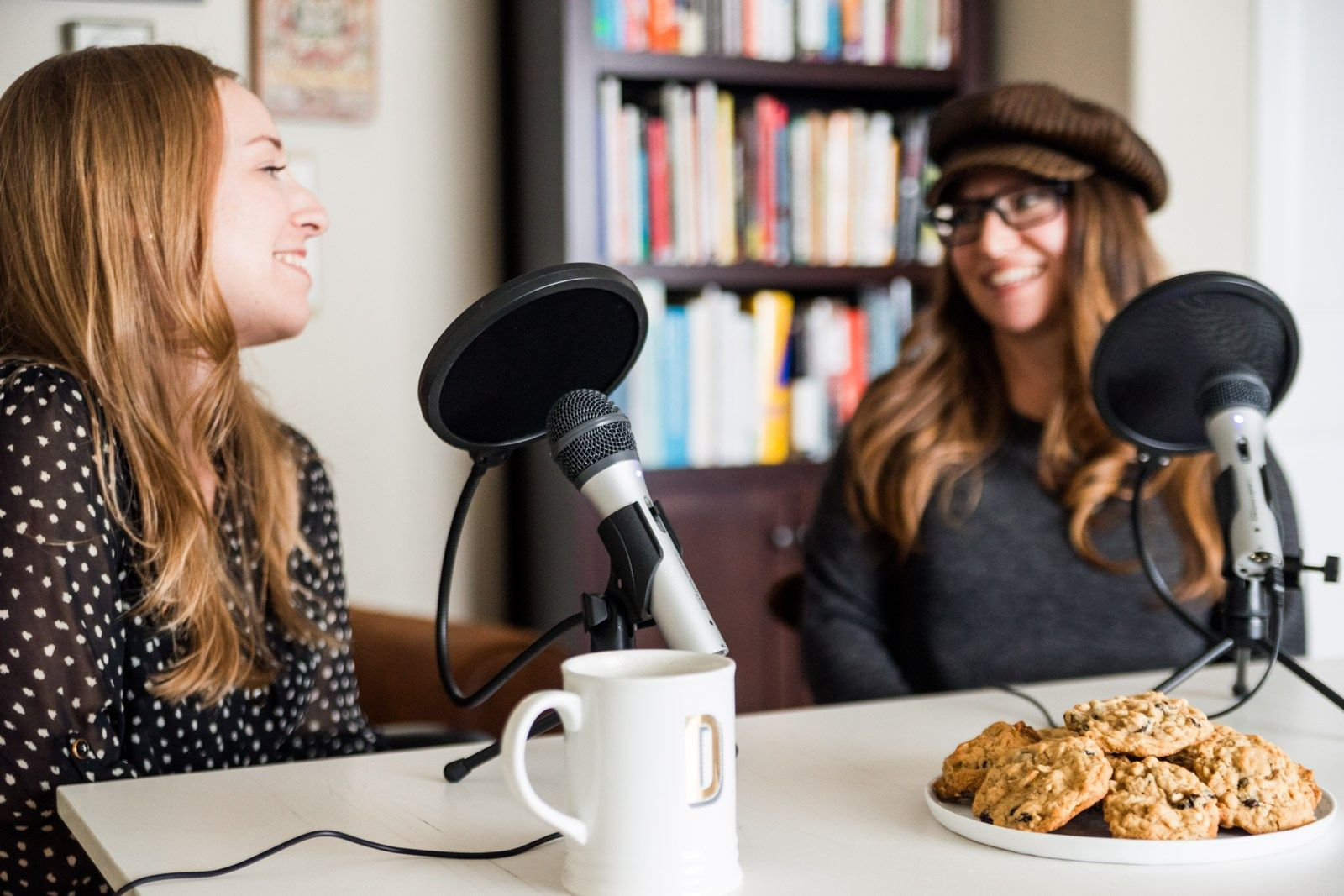 Why I started a podcast, and why you should too | Mom