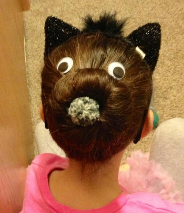 Swell 1000 Images About Crazy Hair Day Ideas On Pinterest Rainbow Hairstyle Inspiration Daily Dogsangcom