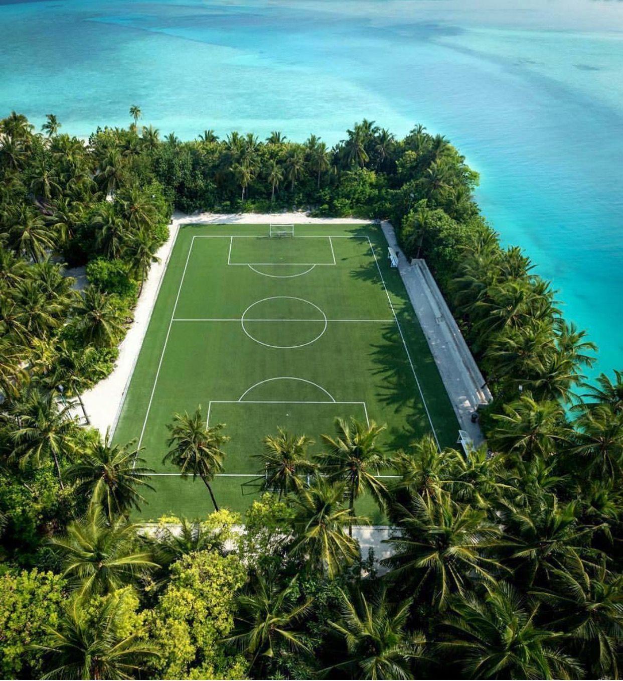 Maldives Gentlemanblogger Www Ge Intl Com Fondos De Pantalla Deportes Fondo De Pantalla Futbol Cancha De Futbol