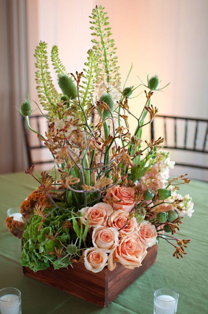 Amazing Blue Lotus Floral Design An Austin Wedding Board Floral