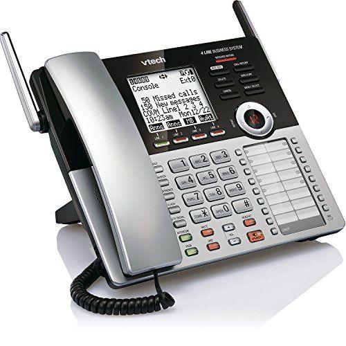VTech CM18445 Main Console DECT 60 4Line Expandable Small Business